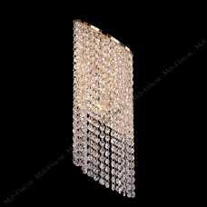 NUVOLA Бра (MB500001-2) 2х40W E14 24K золото Арт.709622K