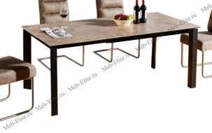 Мик стол обеденный 120/180х85 MK-6001-CP