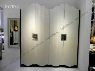 Хемис шкаф 4 дверный шампань 7078