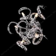 SPIDER Бра Арт.742654 (9360/5W) 5х40W G9 хром