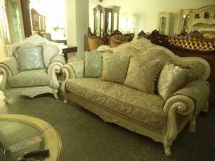 Колизей диван-кровать 3 местный