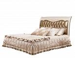 Карпентер 230 кровать 180×200 А кожа 859