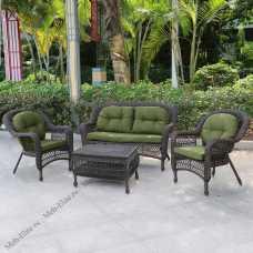 Комплект мебели (иск.ротанг) 2+1+3 LV520GG