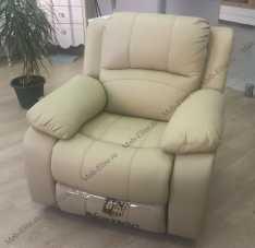 Номес ЕА42 светлый кресло электрореклайнер