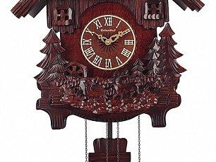 """Настенные часы с кукушкой """"Лес"""" СQ-016"""