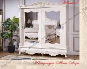 Мона Лиза шкаф 4дверный