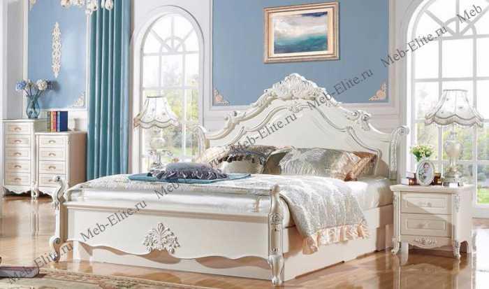 Виктория спальня