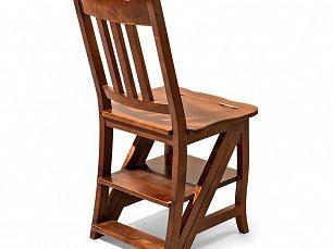 Зиббо стул-стремянка арт. 129 орех