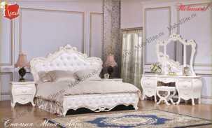 Мона Лиза спальня белая