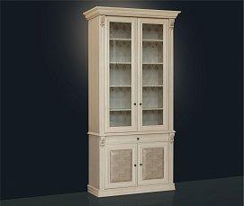 Благо книжный шкаф 2 дверный 5.15-6