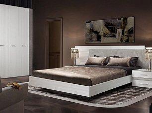 Челси Элеганс спальня выбеленный дуб/серый