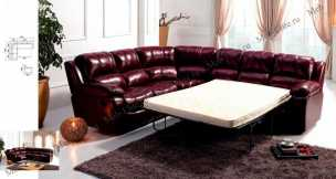 Номес ЕА42 диван угловой (реклайнер слева)