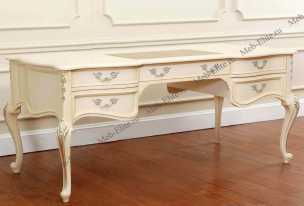 Луи 15 (Louis XV) стол письменный 570 вайт