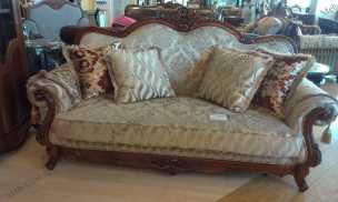 Патриций диван-кровать 3 местный ткань