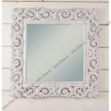 Августа зеркало Z-01 белый