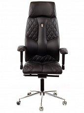 BUSINESS кресло рабочее черное (перфорированное)
