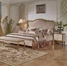Хлоя Голд кровать 160х200