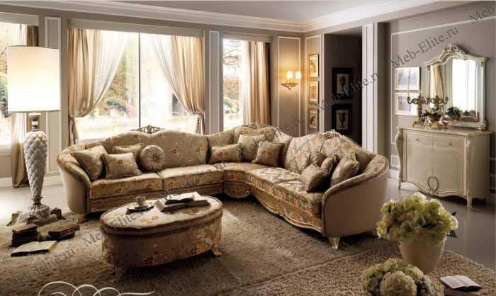 Тициано диван угловой (В)