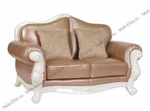 Карпентер 230 диван С 2  местный (кожа 859)