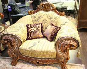 Александрия (карпентер 228) кресло