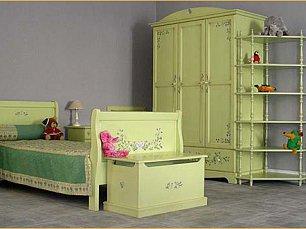 Нежность (пятилистник) спальня детская