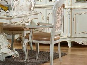Ирма стул с подлокотниками
