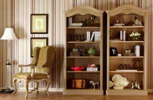 Адалия (Adalia) шкаф книжный 551 малый