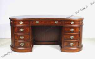Луи 15 (Louis XV) стол письменный тн-570В орех