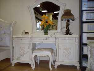 Анетта 1320 туалетный стол с зеркалом