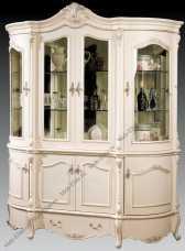 Лоренцо витрина 4 дверная