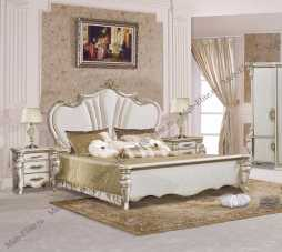 Опера Крема спальня глянец