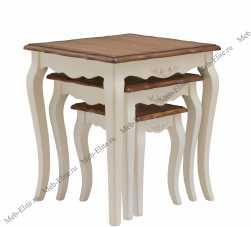 Флоренция набор из столиков MK-5036-AWB