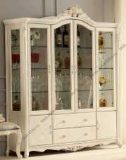 Марис витрина 4 дверная MK-5412-BO