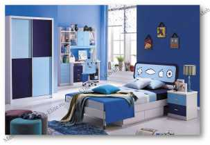 Бамбино спальня детская комплект: кровать 120х200+тумба прикроватная+шкаф 2 дверный