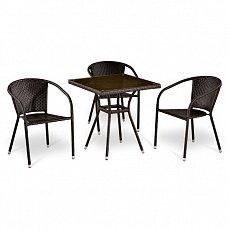 Комплект мебели 3+1 T283BNT/ Y137C-W51-3PCS иск. ротанг