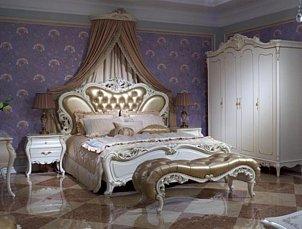 Эстелла белая спальня
