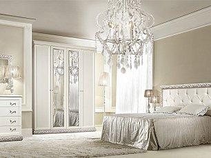 Тиффани спальня штрих-серебро