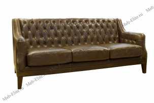 Гарда диван 2 местный (кожа) PJS11702-PJ531