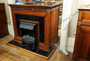 Кембридж портал камина с основанием