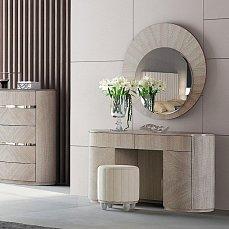 Джиллиан стол туалетный с зеркалом