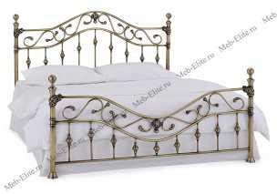 Шарлотта кровать 160х200 медь