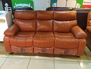 Номес ЕА102 темный диван-кровать 3 местный