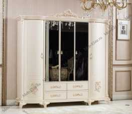 Анетта 1320 шкаф 5 дверный