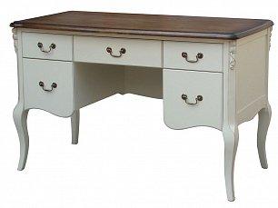 Белая роза стол письменный  AS6664 (D71+M01)