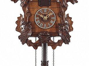 """Настенные часы с кукушкой """"Белка"""" CQ-077С"""