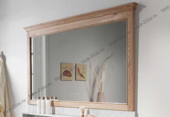 Зеркало с карнизом Ля Труфе