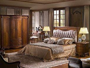 Карпентер 230-1 спальня орех