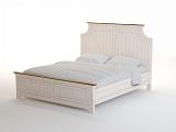 Оливия кровать 180х200 бежевая