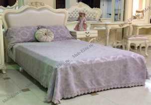 Милано (Фиора) кровать 160х200 8801-А экокожа