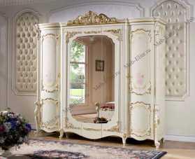 София К шкаф 5 дверный с зеркалом